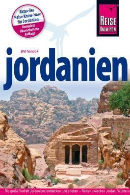 Reise Know-How Reiseführer Jordanien