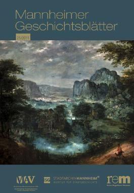 Mannheimer Geschichtsblätter