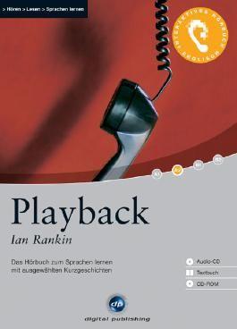 Playback - Interaktives Hörbuch Englisch