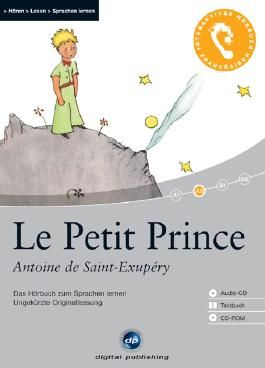 Le Petit Prince - Interaktives Hörbuch Französisch