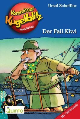 Kommissar Kugelblitz 19. Der Fall Kiwi: Kommissar Kugelblitz Ratekrimis