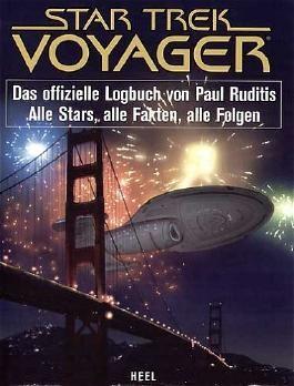 Star Trek Voyager - das offizielle Logbuch von Paul Ruditis