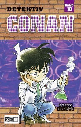 Detektiv Conan - Band 18