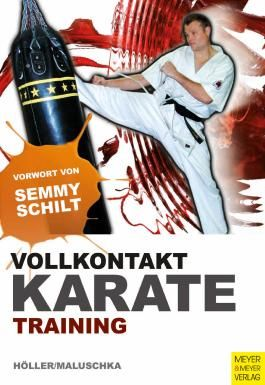 Vollkontakt-Karate-Training