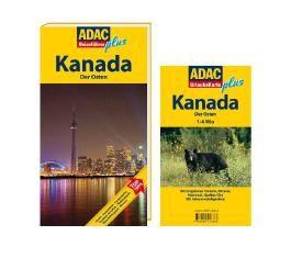 ADAC Reiseführer plus Kanada Ost