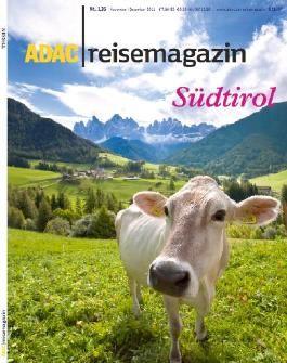 ADAC reisemagazin Südtirol