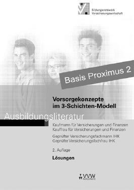 Lösungen - Vorsorgekonzepte im 3-Schichten-Modell