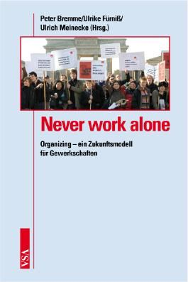 Never work alone