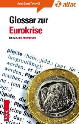 Glossar zur Eurokrise