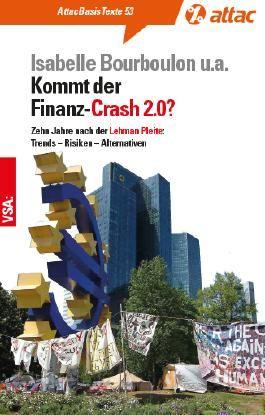 Kommt der Finanz-Crash 2.0?