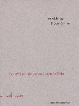 Der Wolf und die sieben jungen Geisslein
