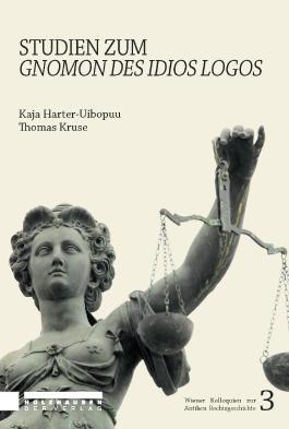 """Studien zum """"Gnomon des Idios Logos"""""""