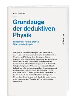 Grundzüge der deduktiven Physik