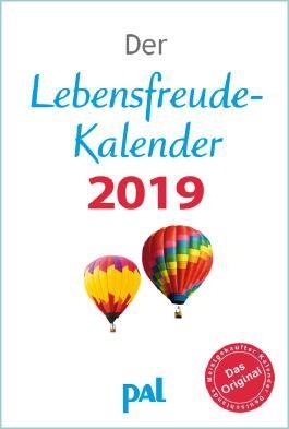 Der Lebensfreude Kalender 2013