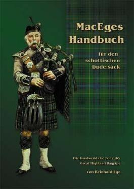 MacEges Handbuch für den schottischen Dudelsack