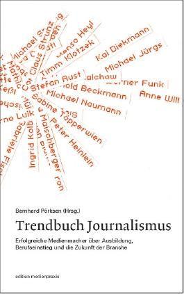 Trendbuch Journalismus
