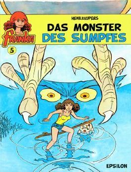 Das Monster des Sumpfes