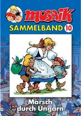MOSAIK Sammelband 10 Softcover
