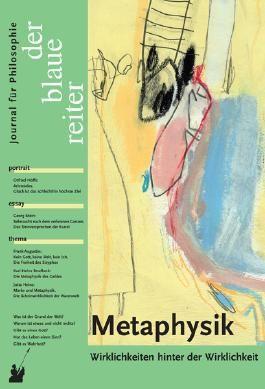 Der Blaue Reiter. Journal für Philosophie / Metaphysik