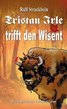 Tristan Irle tifft den Wisent