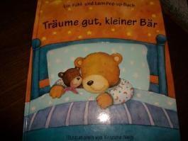Träume gut, kleiner Bär - ein Fühl- und Lern-Pop-up-Buch
