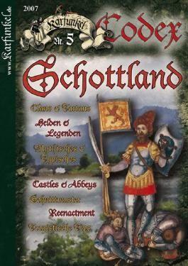 Karfunkel Codex Nr. 5: Schottland