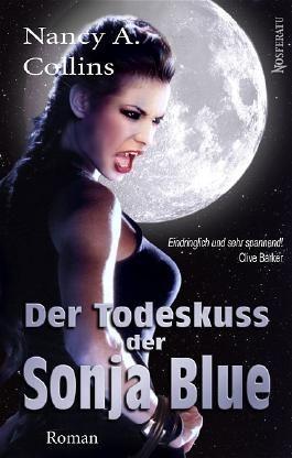 Der Todeskuss der Sonja Blue