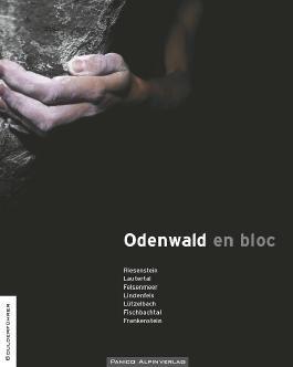 """Boulderführer """"Odenwald en bloc"""""""