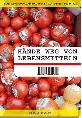 Hände weg von Lebensmitteln
