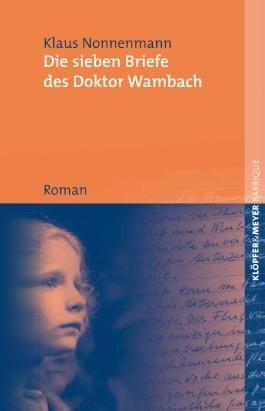 Die sieben Briefe des Doktor Wambach