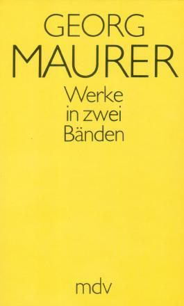 Georg Maurer