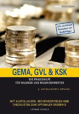 Gema, GVL und KSK