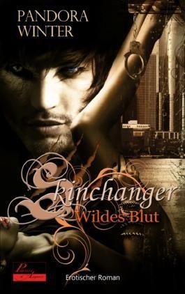 Skinchanger: Wildes Blut: Erotischer Roman (German Edition)