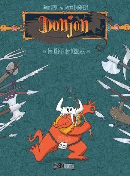 Donjon 2 – Der König der Krieger