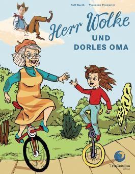 Herr Wolke und Dorles Oma