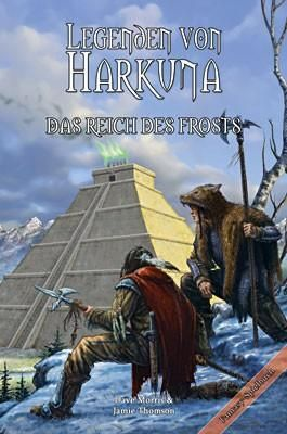 Legenden von Harkuna - Das Reich des Frosts