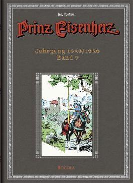 Prinz Eisenherz. Hal Foster Gesamtausgabe / Jahrgang 1949/1950