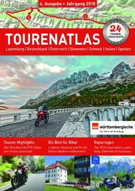 ALPENTOURER TOURENATLAS