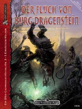 Der weiße Berg - Kampagne (Ulisses) / Der Fluch von Burg Dragenstein - Der weiße Berg 2/2