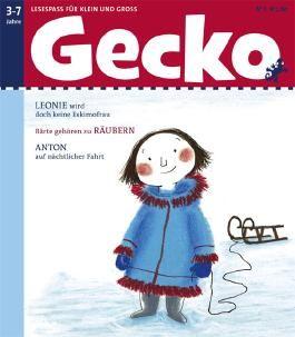 Gecko Kinderzeitschrift - Lesespaß für Klein und Groß / Gecko Kinderzeitschrift Band 3