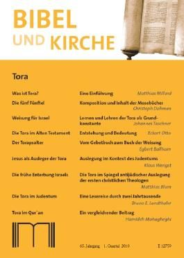 Bibel und Kirche / Tora