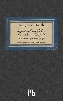 """Tagebuch aus dem """"Dritten Reich"""""""