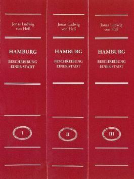 Hamburg - Beschreibung einer Stadt Gesamtausgabe