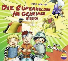 Die Superhelden in geheimer Mission