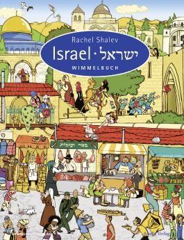 Israel Wimmelbuch