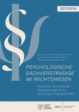 Psychologische Sachverständige im Rechtswesen