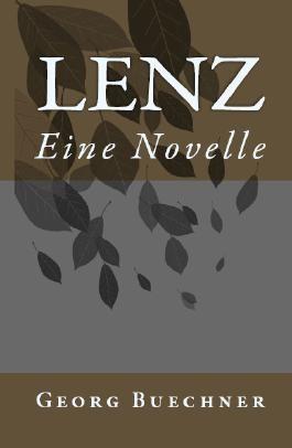Lenz. Eine Novelle