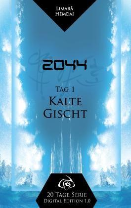 Kalte Gischt (Fantasy - Buchreihe für Erwachsene): 2044 - Tag 1