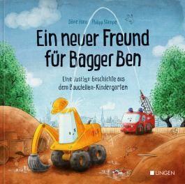 Ein neuer Freund für Bagger Ben