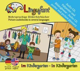 Lingufant - Im Kindergarten: Deutsch - Englisch
